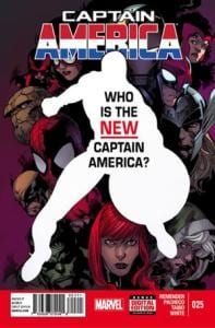 Captain America Vol 7 #25