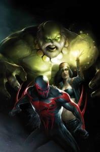 Portada de Spider-Man 2099 Vol.2 #10