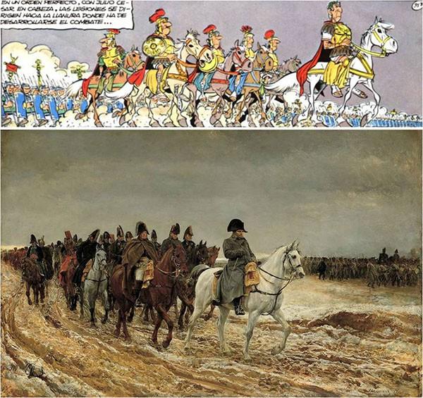 campaña en francia 1814 jean lous ernest meissonier