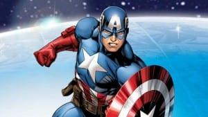 El Capitán América Las cosas que nos hacen felices
