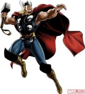 Thor 2 Las cosas que nos hacen felices