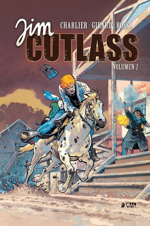 Jim Cutlass vol 2