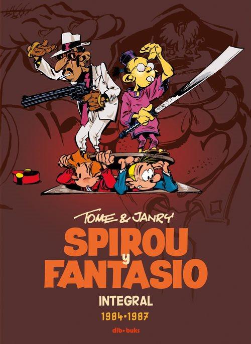 Spirou y Fantasio Integral