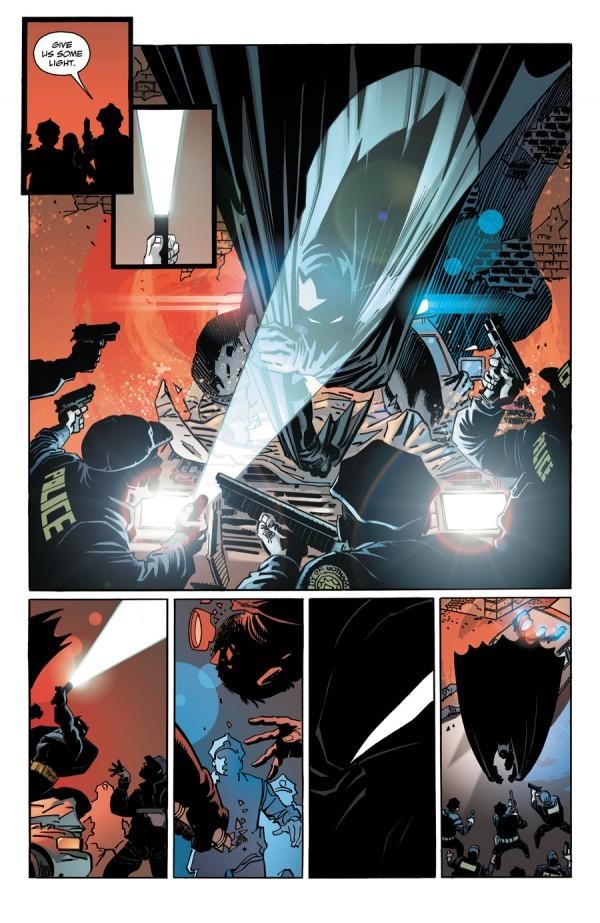 El regreso de ¿Batman?