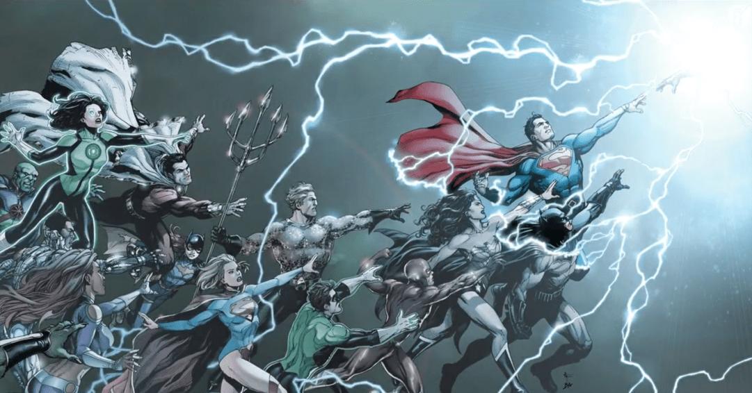 Rebirth en el Universo DC