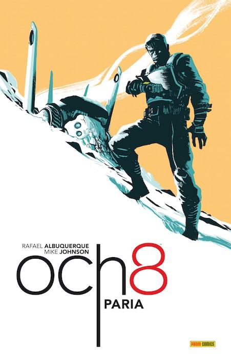 Och8 Paria Portada