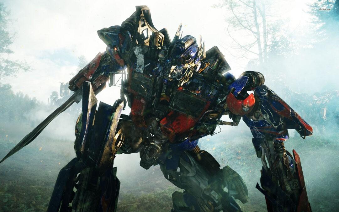 Optimus Prime from Michael Bay's Transformers Revenge of the Fallen.