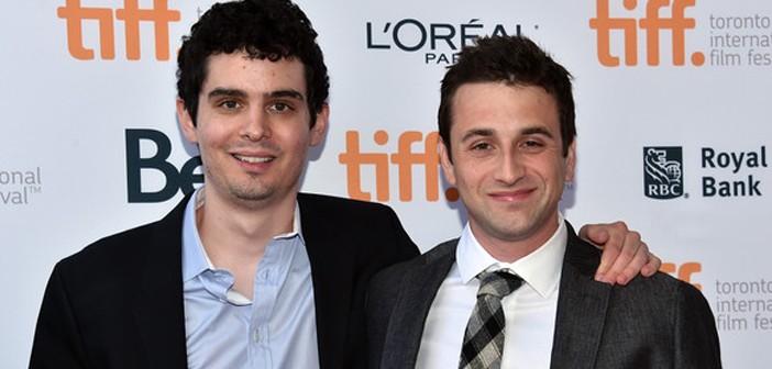 Damien Chazelle (izqda) y Justin Hurwitz (dcha)