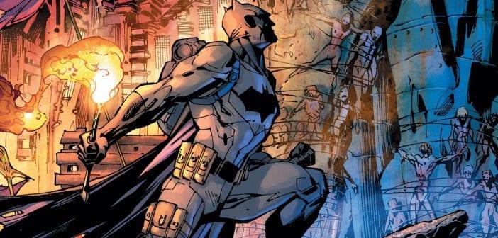 Bat-Evento a la vista: Días Oscuros