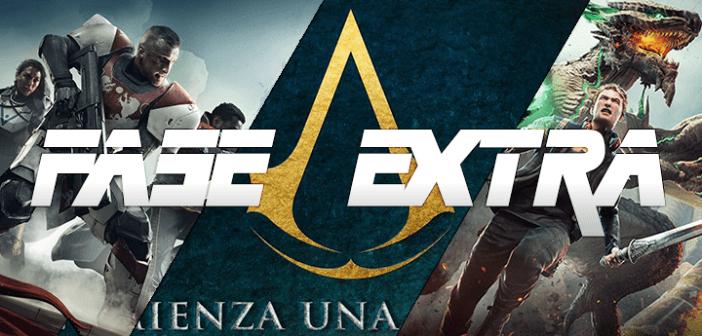 Fase Extra: El regreso de Destiny y Assassin's Creed, ¿Sigue vivo Scalebound?