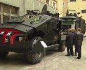 El ¨Batputin¨ el nuevo vehículo de la policía rusa inspirado en el de Batman