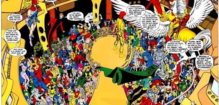 Los distintos mundos de DC (III): Crisis en Tierras Infinitas