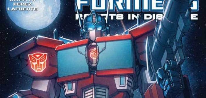 El cómic de la semana: Transformers: Robots in Disguise 4. Segundo reinicio