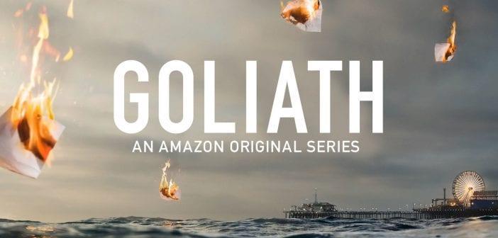 Las series de Amazon IV: Goliath, el reverso tenebroso de Ally McBeal