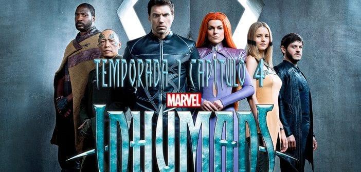 Análisis de Inhumanos. Temporada 1. Episodio 4: Abrid paso a Medusa