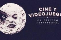"""Portada del libro """"cine y videojuegos: un diálogo transversal"""""""