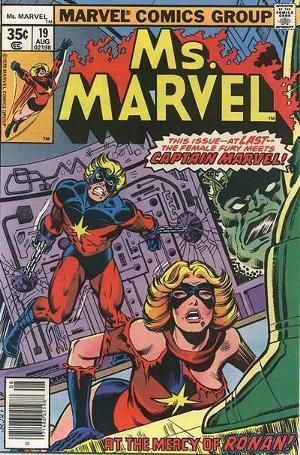Ms. Marvel #19