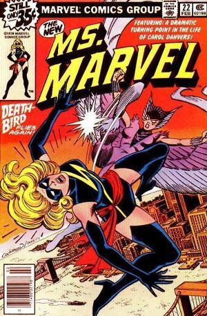 Ms. Marvel #22