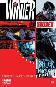 Winter Soldier: The Bitter March #05