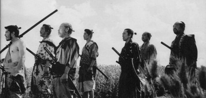 Los siete samurais