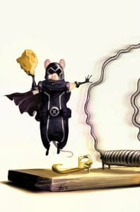 Magneto #1 - Variant de Mike Del Mundo