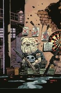 Punisher #1 - Variant de Chris Samnee