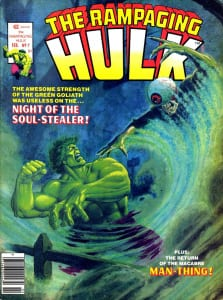 The Rampaging Hulk Vol 1 #07