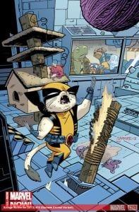 Savage Wolverine #14 - Variant de Chris Samnee