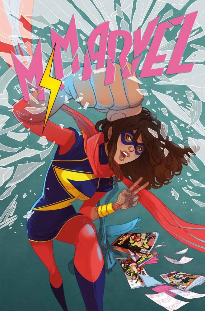 Imagen de la Nueva Ms.Marvel
