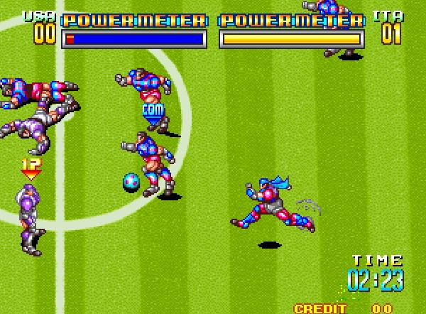 Soccer-Brawl