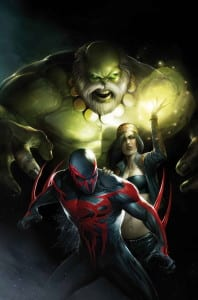 Portada de Spider-Man 2099 Vol.2 #10