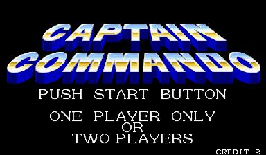 CaptainCommmandoTitle