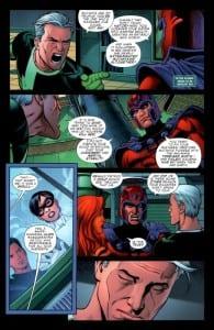 Magneto y Mercurio