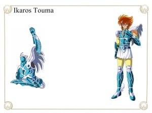 Tōma de Ikarus. Por javiiit0