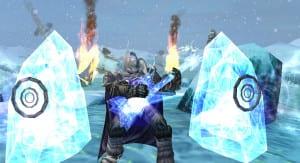 Arthas en los créditos del Warcraft III