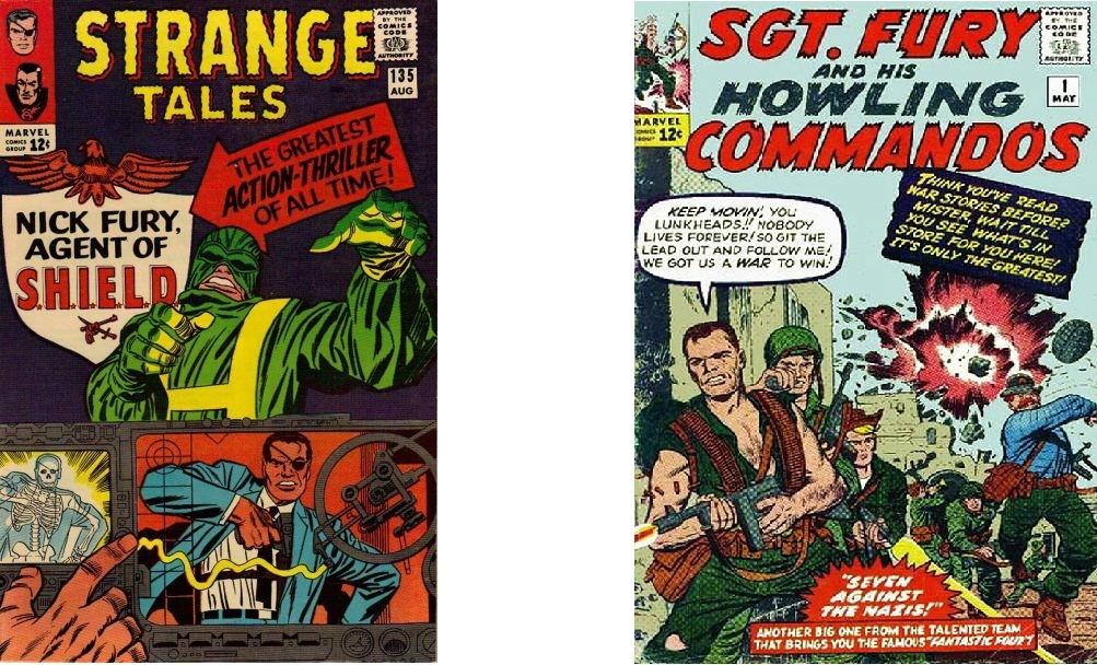 Comics Fury