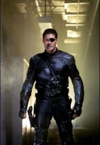 David Hasselhoff Nick Fury