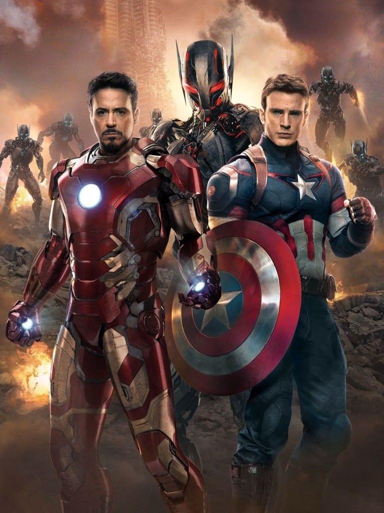 Poster Vengadores 2