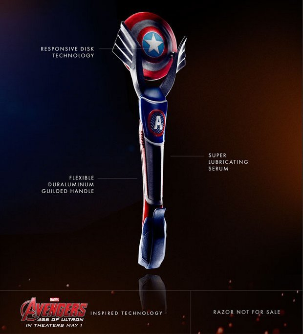 gillette-avengers-razors-capt