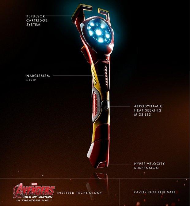 gillette-avengers-razors-ironman