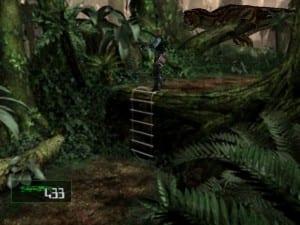 Dino Crisis 2 juego