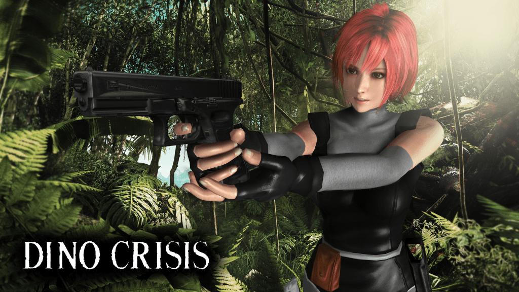 Dino Crisis Regina
