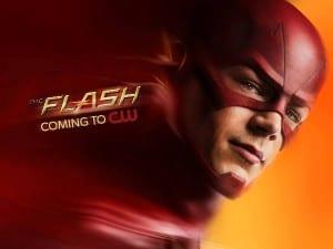 Logo de The Flash serie de la CW.