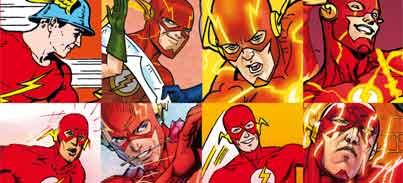 Diversas interpretaciones de Flash