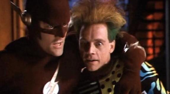 Mark-Hamill como El Tramposo en la serie de Flash de los 90.