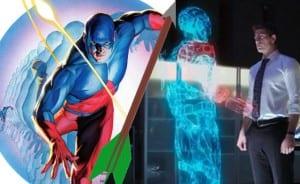 Ray Palmer (Brandon Routh): Atom.