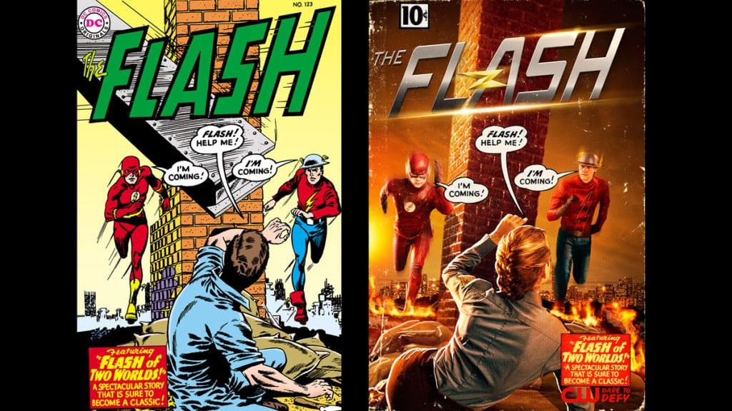 Flash portadas