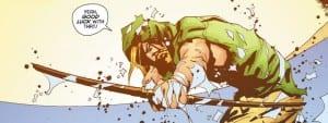 El Green Arrow de Diggle y Jock