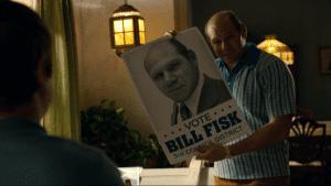 Bill Fisk (Domenick Lombardozzi)