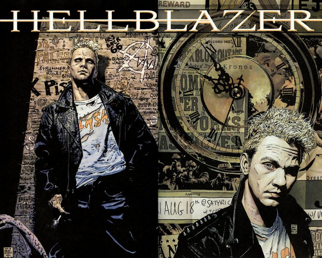 Hellblazer, nada que ver con Keanu Reeves